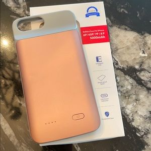 Battery Case for iPhone 6P/6SP/7P/8P